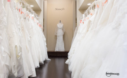 Nancy's Bridal Boutique wedding dresses