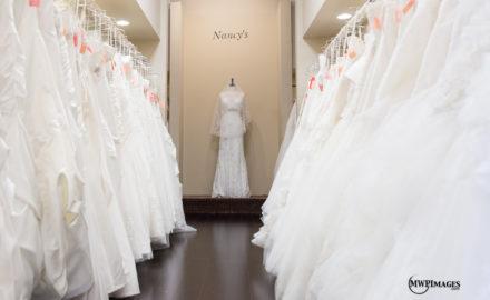 Nancy's Bridal Boutique wedding dresses