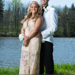 prom photography ideas couple at the park