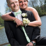 prom photography ideas couple guy kneeling