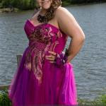 prom photography ideas girl sun light as hair light