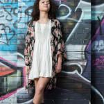 Indianapolis Senior Photographer | Alicia Images | crossed legs