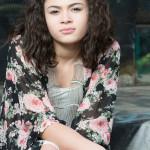 Indianapolis Senior Photographer | Alicia Images | steps closeup