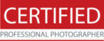 Professional Photographers of America Certified Photographer logo