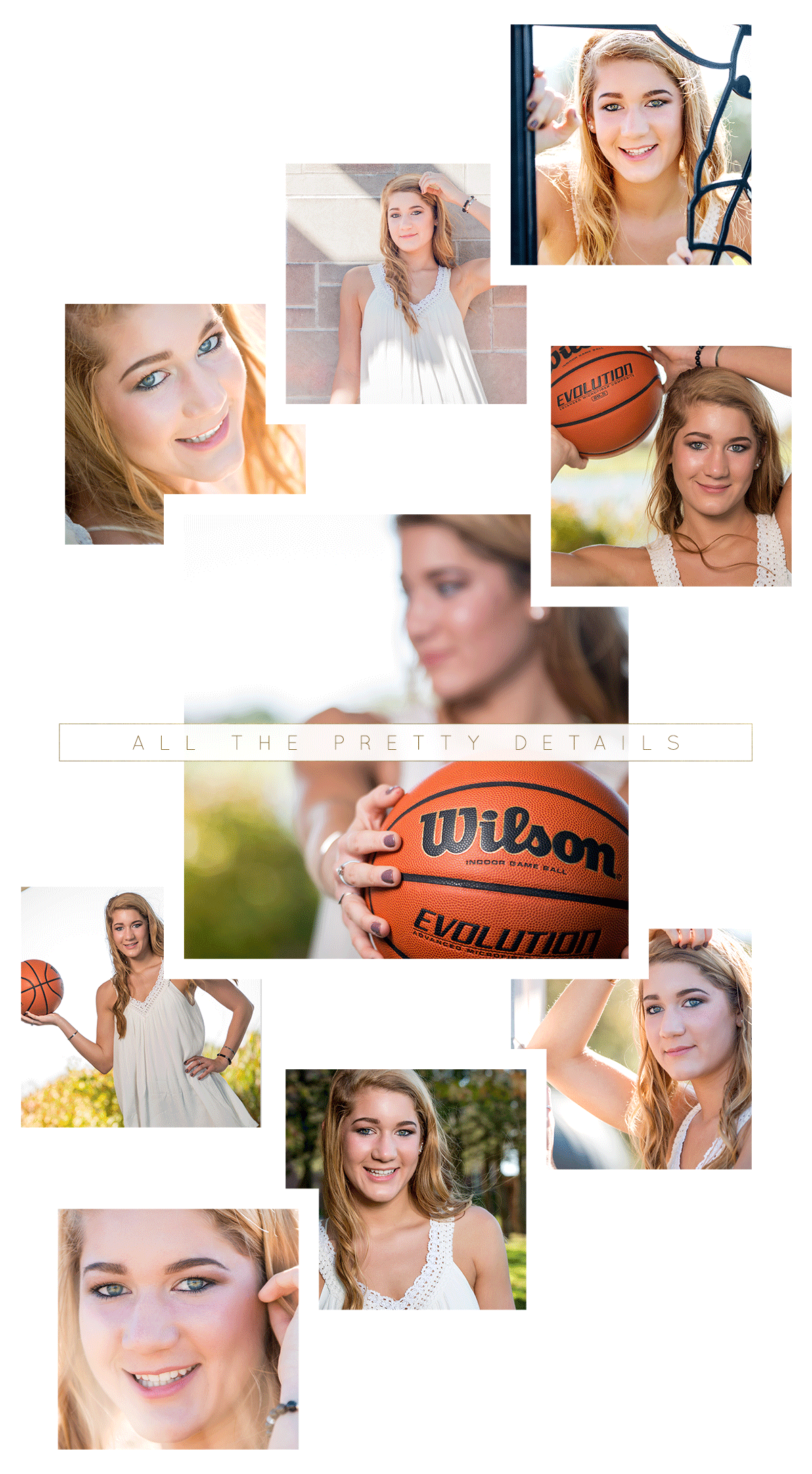 Bishop Chatard Senior | MWPImages | Senior Photography