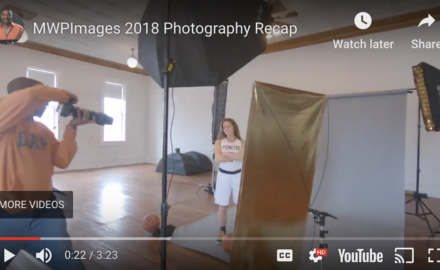 Behind the scenes with MWPImages 2018